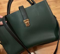 Méregzöld táska