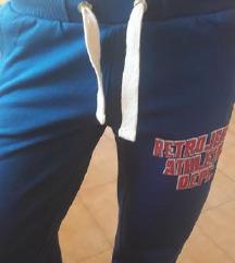 Retro jeans joggerek