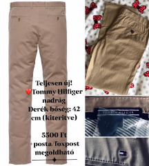 FÉRFI  új nadrág (derék 42/43cm)
