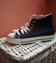 Farmer/sötétkék tornacipő