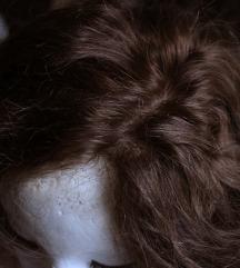 Paróka valódi hajból