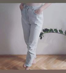 világos vintage mom jeans 34