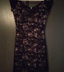 1ff5ab4ce6 Fekete mindenhol fűzős ruha, Esztergom - gardrobcsere.hu