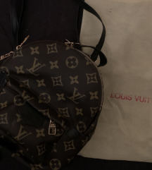 Louis Vuitton Palm Springs mini hátizsák