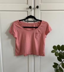 H&M rózsaszín felső
