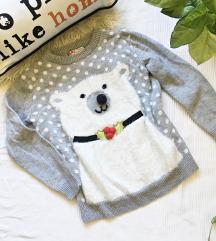 🐻 Macis karácsonyi pulcsi 🐻