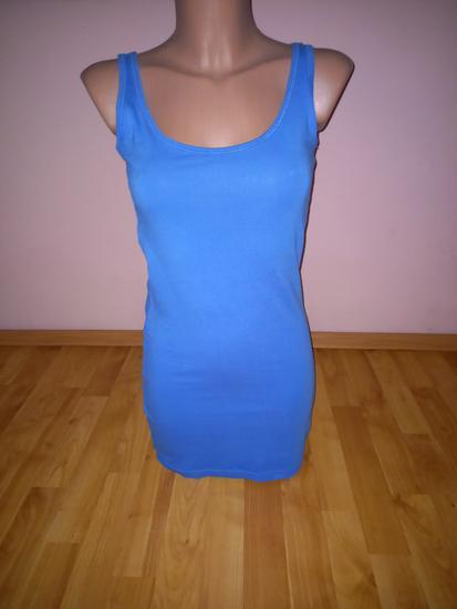 szép kék tunika vagy ruha
