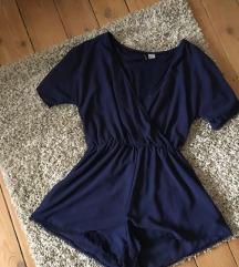 Kék nadrágruha