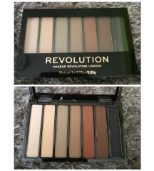 Makeup Revolution MINI paletta