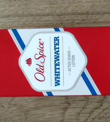 Old Spice Whitewater after shave arcszesz