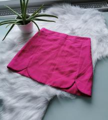 BOOHOO pink szoknya S 💗