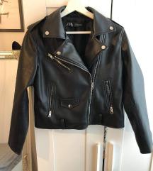 ZARA Motoros dzseki fekete