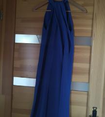Envy xs-es kék halter neck ruha