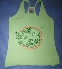 Nike zöld fitness felső - top