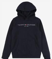 Tommy Hilfiger meleg, bélelt pulover