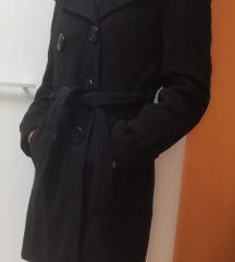 téli szövet kabát