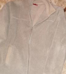 L-es drapp polár pulóver