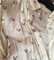 Bershka pandás ing, XS-es
