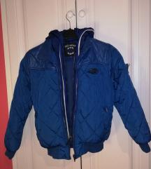 140-es fiú téli kabát
