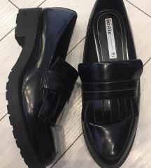 Bershka mokaszin cipő