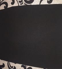 Fekete elegáns szoknya