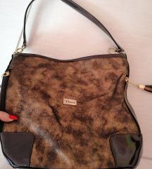 Rosegold bőr táska tökéletes állapot