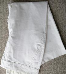 H&M fehér nyári nadrág