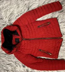 Piros Zara kabát