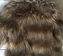 🎁Új faux fur coat 25000.- helyett különleges