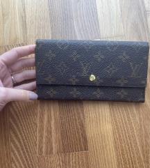 Replika Louis Vuitton LV pénztárca ÚJ