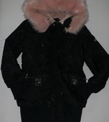 Nagyon vastag téli kabát, karcsúsítható. ✨ / M