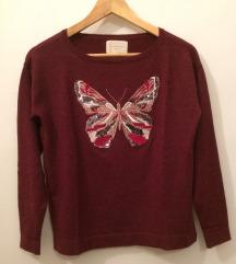 Springfield kötött pulóver XS