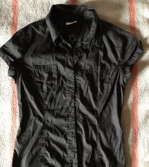 Street One elegáns fekete női felső ing
