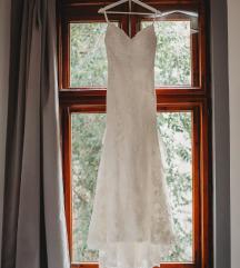 San Patrick Aldabra menyasszonyi ruha