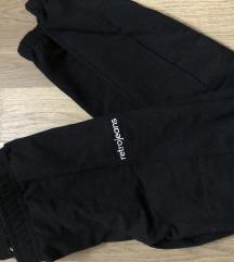 Retro jeans fekete melegítő naci Xs