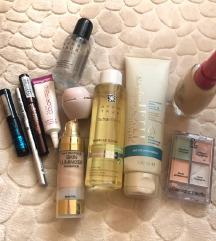 Kozmetikumok, sminkek