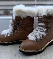 ÚJ! Fluffy téli bakancs
