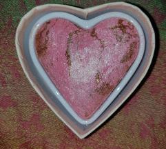 I Heart Makeup Highlighter Bleeding <3