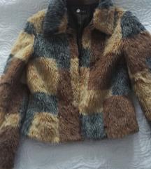 Orsay kockás szőrme kabát! ecc2a26ca7