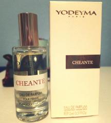 Yodeyma Cheante (Chanel)