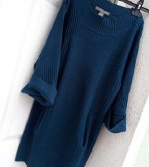 % Kötött hosszított pulcsi