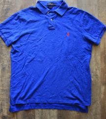 ' Ralph Lauren ' férfi pique póló, M-es