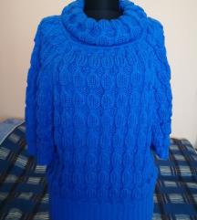 Kék pulóver