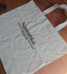 Nanushka lenvászon táska