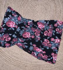 Virágos ruha L