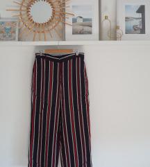 H&M csíkos kényelmes nadrág
