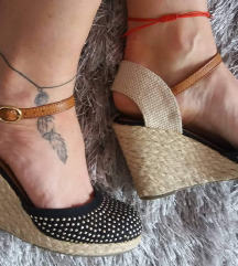 Claudia Ghizzani szandacipő! Új