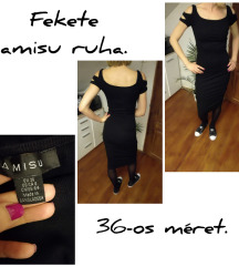 Új amisu midi ruha