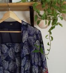 F&F paisley mintás kimonó
