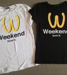 Weekend póló-márcsak a fekete elérhető